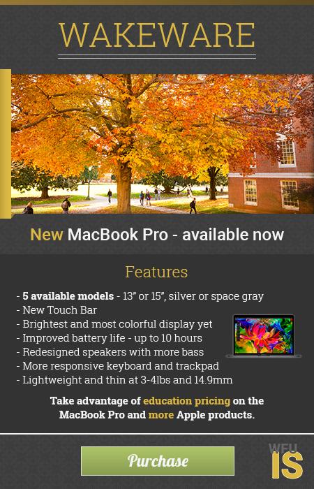 Specs of new Macbook
