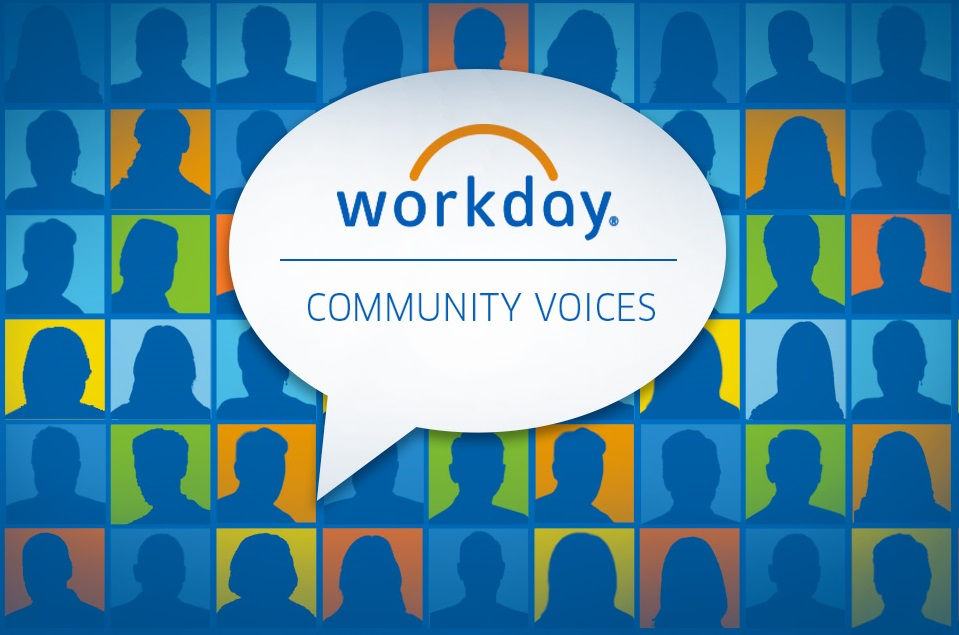 Workday image for community voices