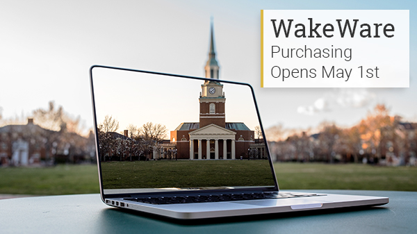 WakeWare Purchasing Opens May 1st